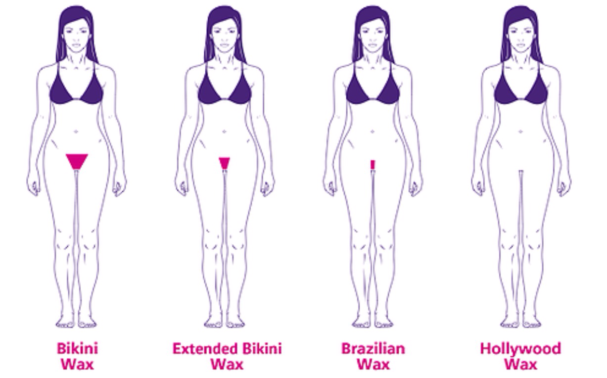 How To Wax Bikini 37